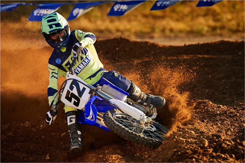 2017 Yamaha YZ125 in Fontana, California