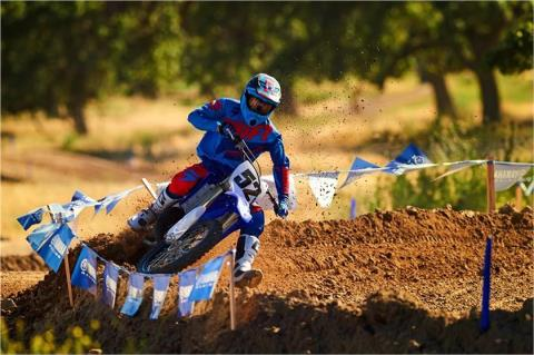 2017 Yamaha YZ125 in Rockwall, Texas