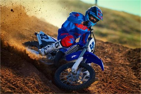 2017 Yamaha YZ125 in Merced, California