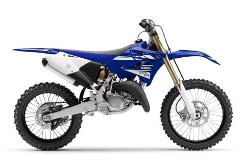 2017 Yamaha YZ125 in Phillipston, Massachusetts