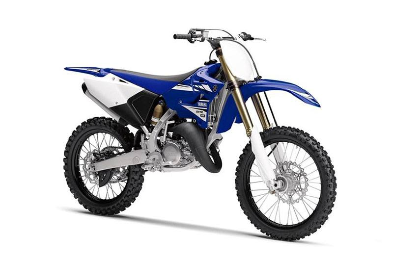 2017 Yamaha YZ125 in Berkeley, California