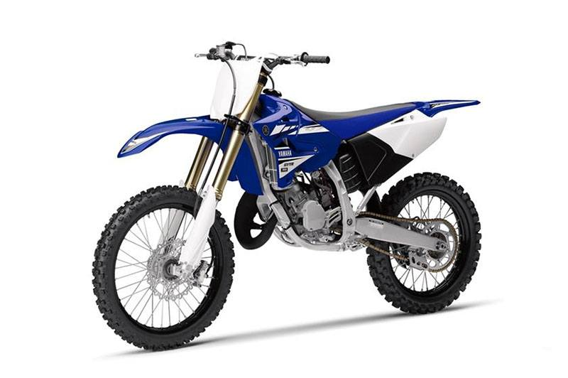 New 2017 yamaha yz125 motorcycles in stillwater ok for Yamaha of stillwater