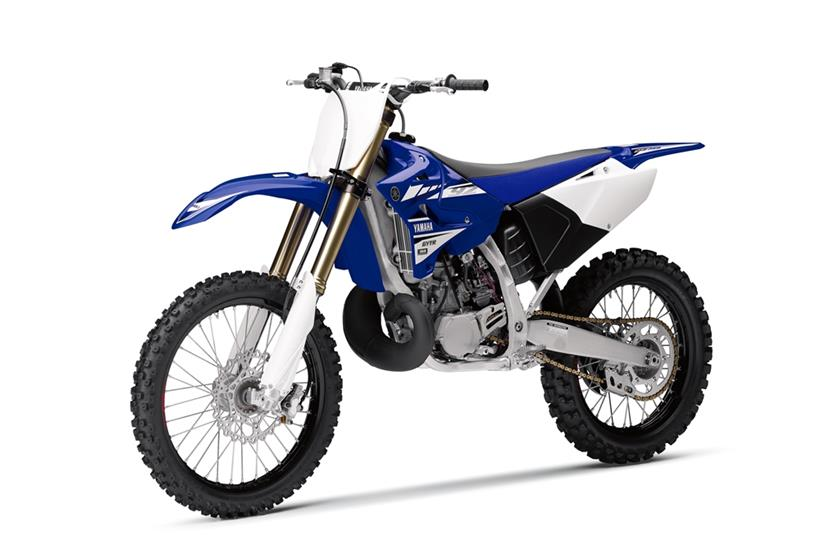 2017 Yamaha YZ250 in Fontana, California