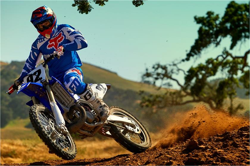 2017 Yamaha YZ250 in Phillipston, Massachusetts