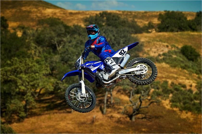 2017 Yamaha YZ250 in Dearborn Heights, Michigan