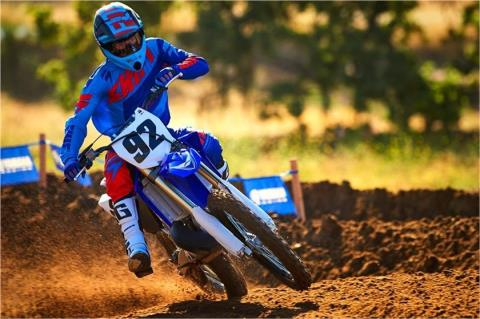 2017 Yamaha YZ250 in Athens, Ohio