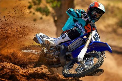 2017 Yamaha YZ250 in Colorado Springs, Colorado