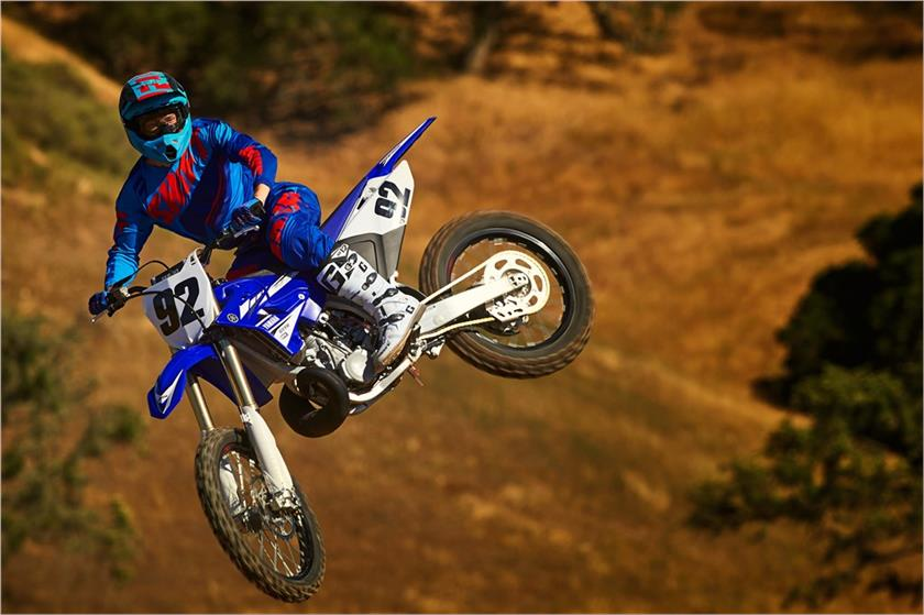 2017 Yamaha YZ250 in Virginia Beach, Virginia
