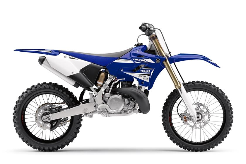 2017 Yamaha YZ250 in Clarence, New York