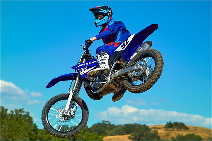 2017 Yamaha YZ250 in State College, Pennsylvania