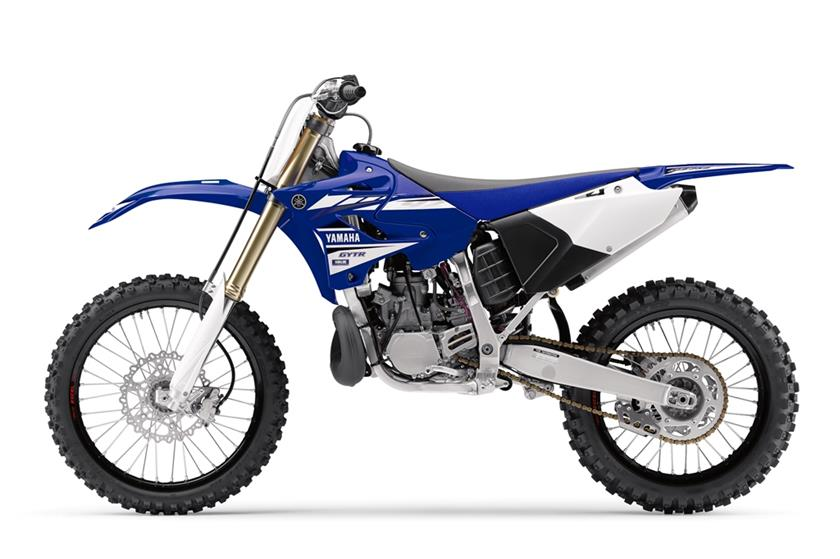 2017 Yamaha YZ250 in Geneva, Ohio