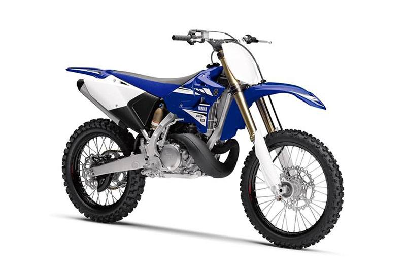 2017 Yamaha YZ250 in Goleta, California