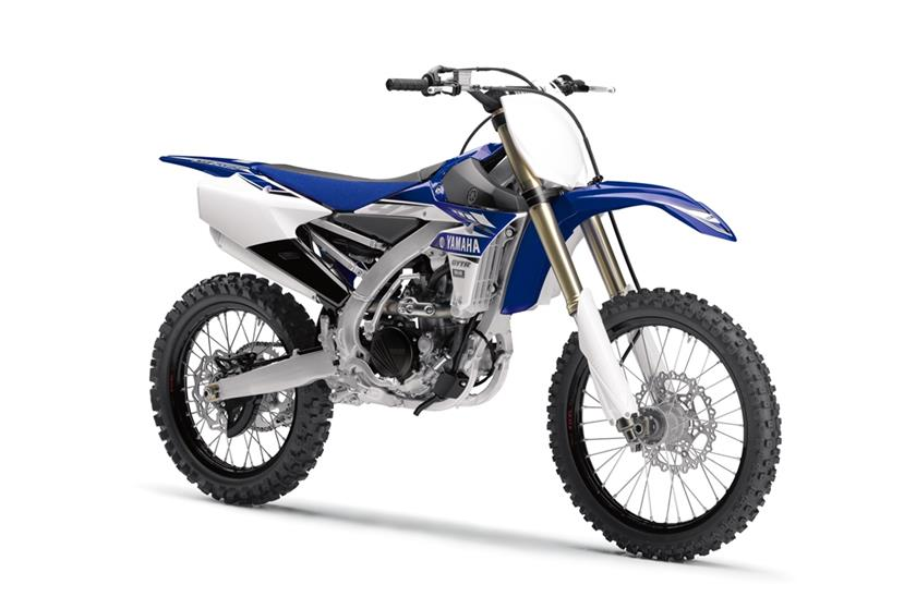 2017 Yamaha YZ250F in Fairview, Utah