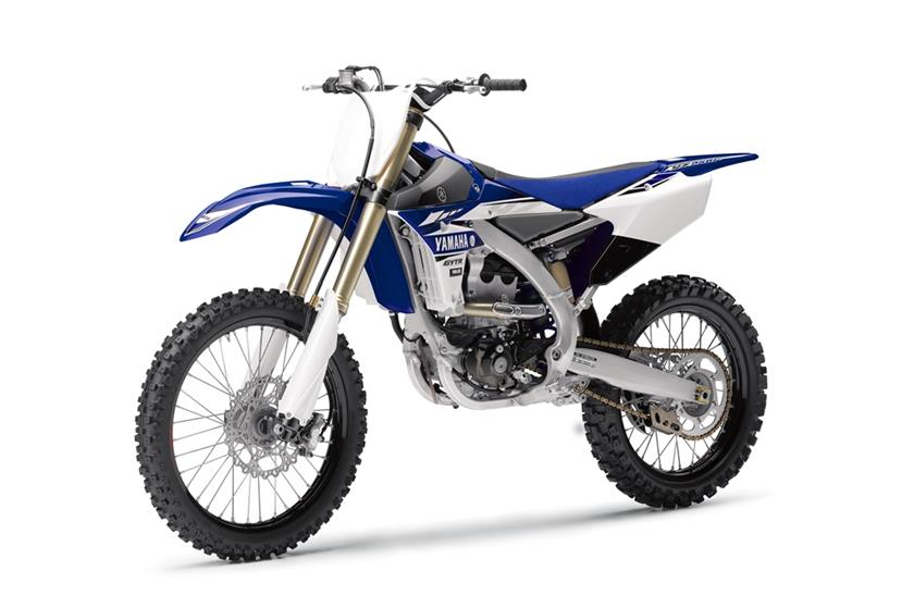2017 Yamaha YZ250F in Rockwall, Texas
