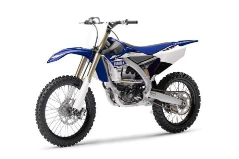 2017 Yamaha YZ250F in Long Island City, New York