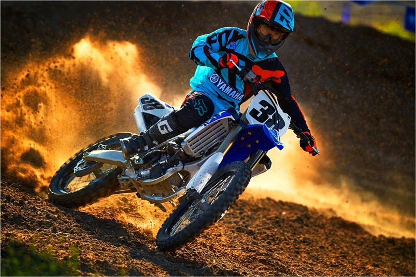2017 Yamaha YZ250F in San Marcos, California