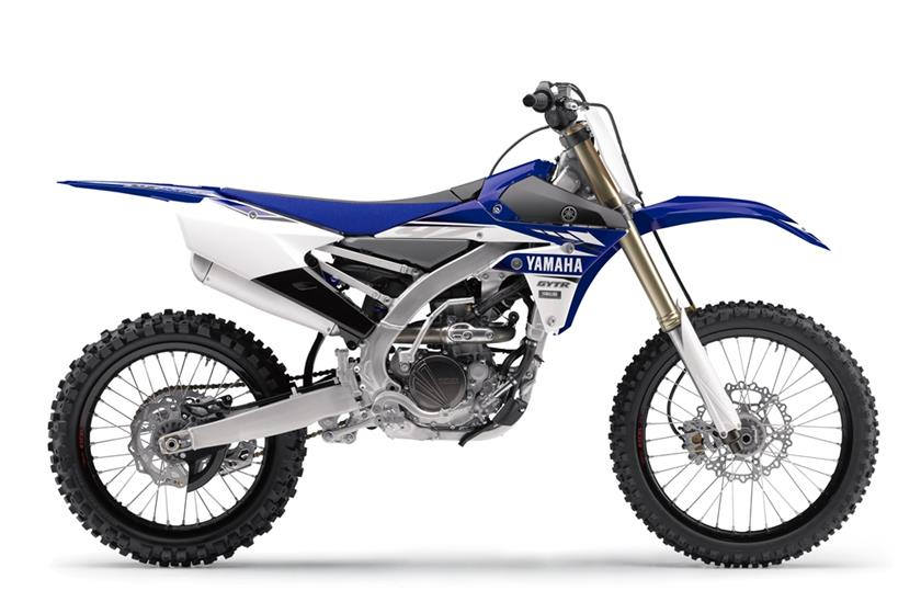 2017 Yamaha YZ250F in Louisville, Tennessee