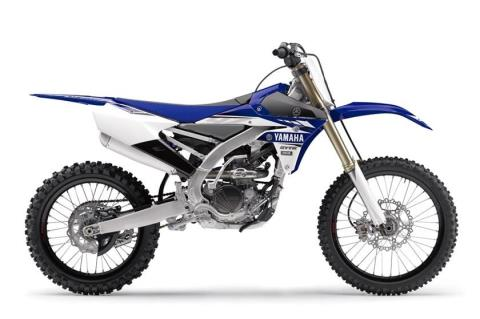 2017 Yamaha YZ250F in Johnstown, Pennsylvania