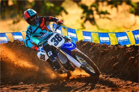 2017 Yamaha YZ250F in Goleta, California