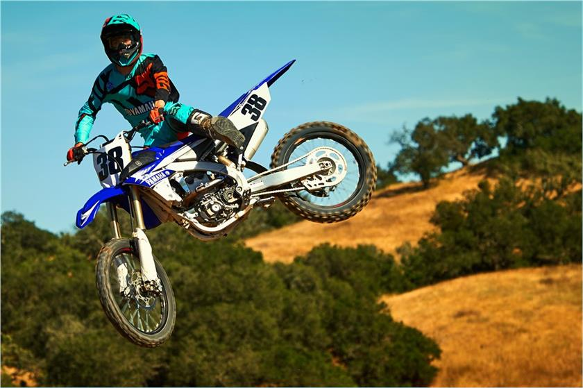 2017 Yamaha YZ250F in Colorado Springs, Colorado