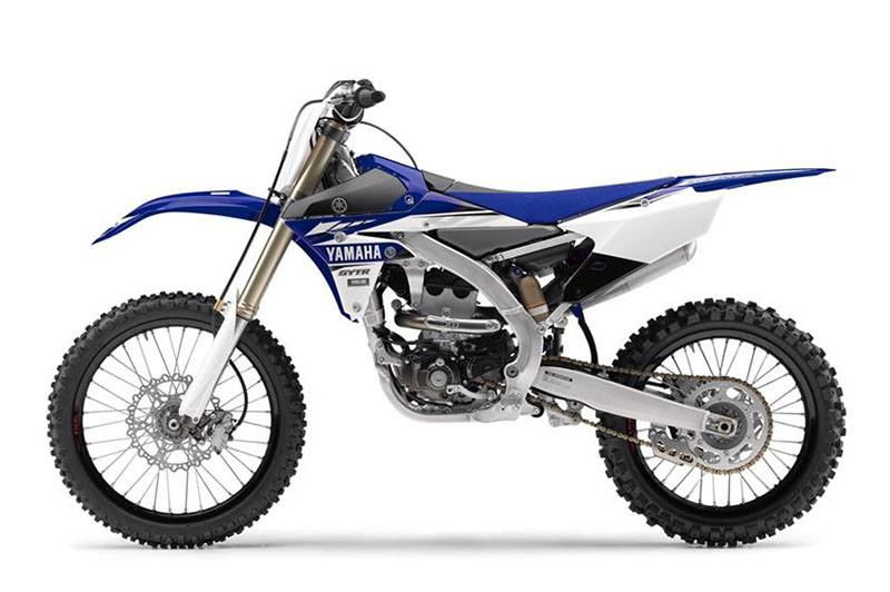 2017 Yamaha YZ250F in Olympia, Washington