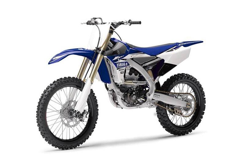 2017 Yamaha YZ250F in Manheim, Pennsylvania - Photo 4