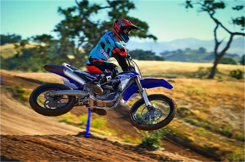 2017 Yamaha YZ250F in Ebensburg, Pennsylvania - Photo 8