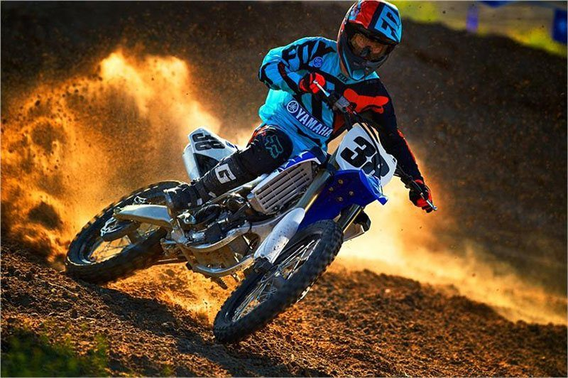 2017 Yamaha YZ250F in Ebensburg, Pennsylvania - Photo 10