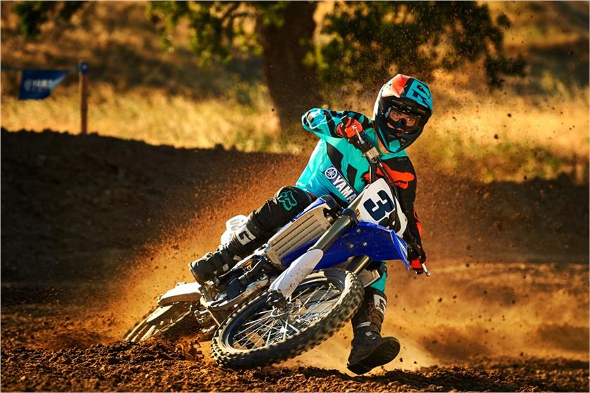 2017 Yamaha YZ250F in Utica, New York