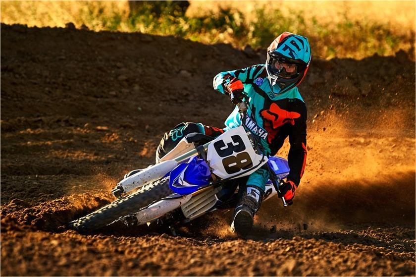 2017 Yamaha YZ250F in Berkeley, California