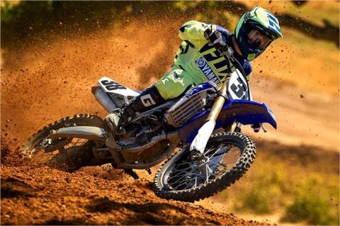 2017 Yamaha YZ250F in Johnson City, Tennessee