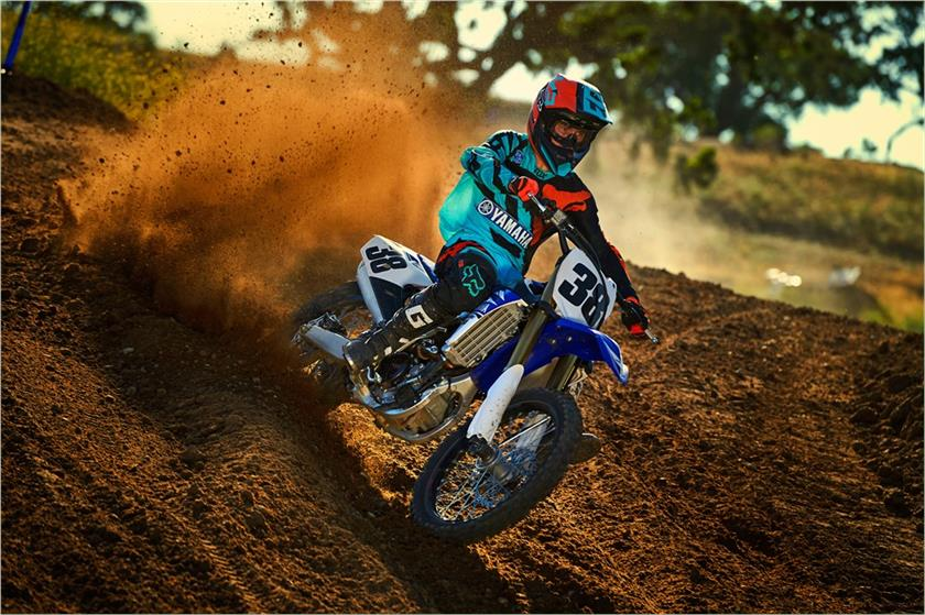 2017 Yamaha YZ250F in Francis Creek, Wisconsin