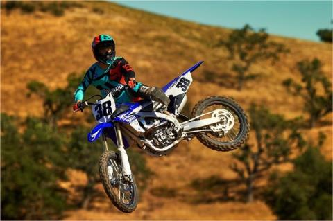2017 Yamaha YZ250F in Miami, Florida