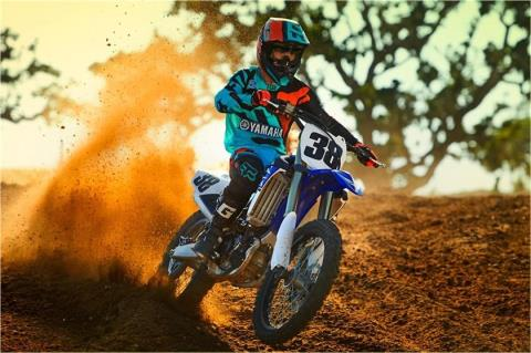2017 Yamaha YZ250F in Sacramento, California