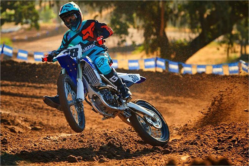 2017 Yamaha YZ250F in Metuchen, New Jersey - Photo 5