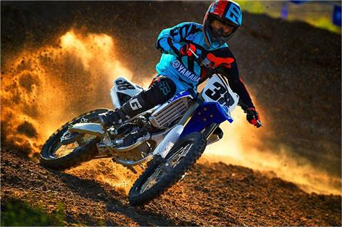 2017 Yamaha YZ250F in Metuchen, New Jersey - Photo 10