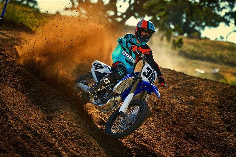 2017 Yamaha YZ250F in Modesto, California