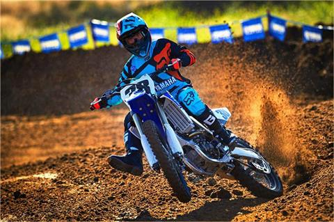 2017 Yamaha YZ250F in Metuchen, New Jersey - Photo 18