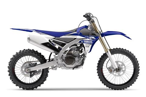 2017 Yamaha YZ450F in Francis Creek, Wisconsin
