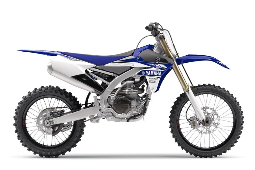 2017 Yamaha YZ450F in Louisville, Tennessee