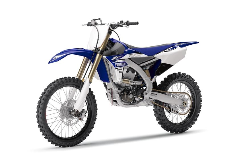 2017 Yamaha YZ450F in Johnson City, Tennessee