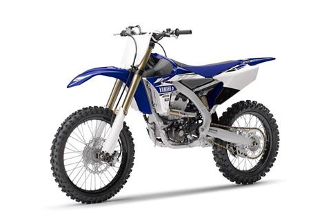 2017 Yamaha YZ450F in Johnstown, Pennsylvania