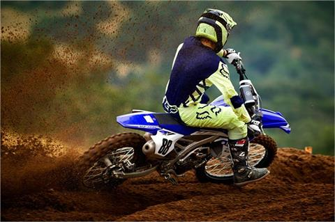 2017 Yamaha YZ450F in Olympia, Washington