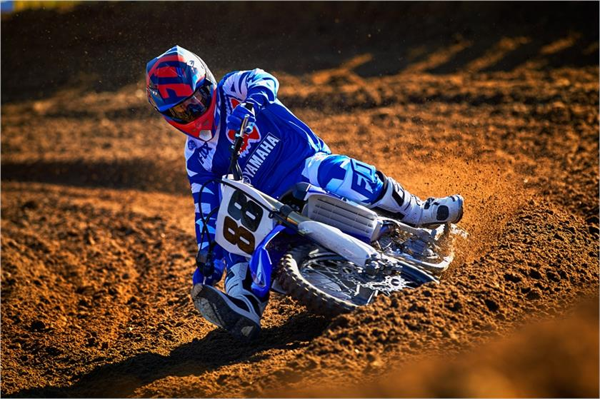 2017 Yamaha YZ450F in Marietta, Ohio