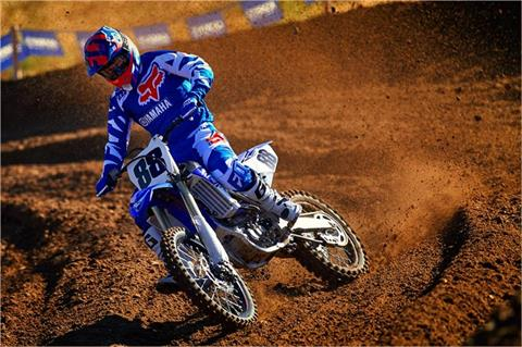 2017 Yamaha YZ450F in Phillipston, Massachusetts