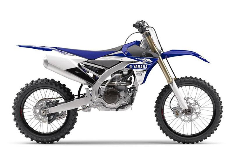 2017 Yamaha YZ450F in Modesto, California - Photo 1