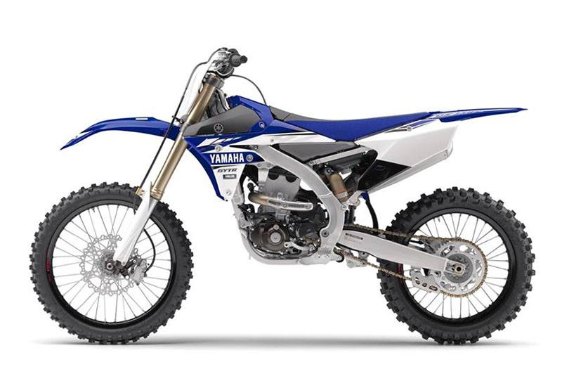 2017 Yamaha YZ450F in Johnson Creek, Wisconsin