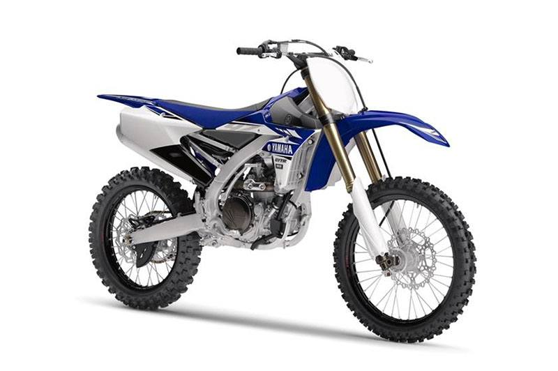 2017 Yamaha YZ450F in Modesto, California - Photo 3