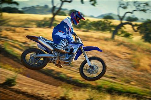 2017 Yamaha YZ450F in Northampton, Massachusetts