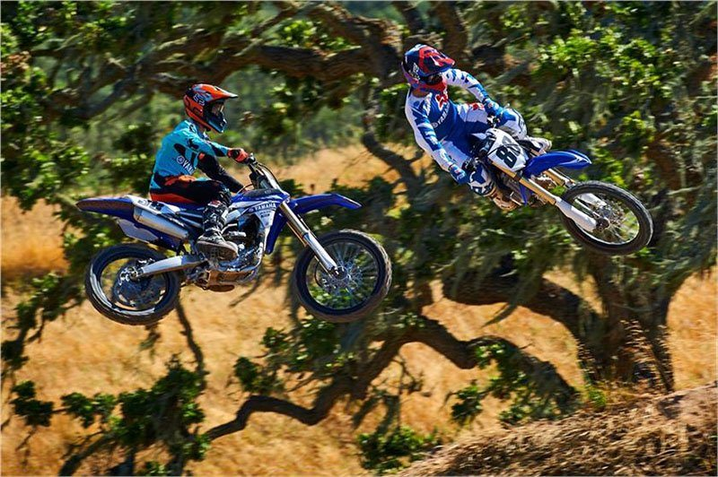 2017 Yamaha YZ450F in Clarence, New York